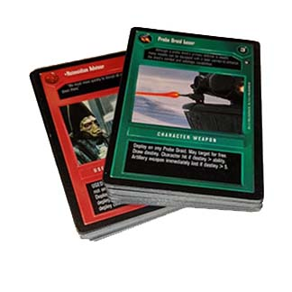 Common & Uncommon Card Sets